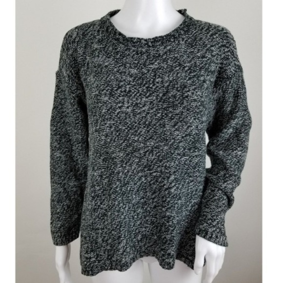 38943b7a0a Philosophy Sweaters - Philosophy Blackbird and Ivory Pullover Sweater